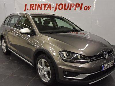 käytetty VW Golf Alltrack Variant 2,0 TDI 135 kW (184 hv) BlueMotion Technology 4MOTION DSG-aut