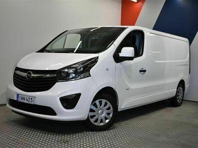 käytetty Opel Vivaro Van Edition L2H1 1,6 CDTI Bi Turbo ecoFLEX 92kW MT6 INN-423   Laakkonen