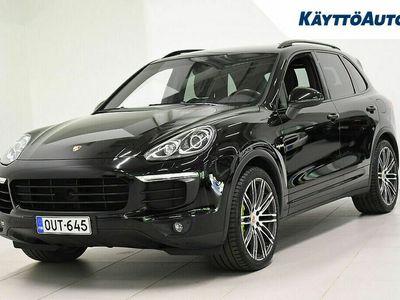 käytetty Porsche Cayenne S E-Hybrid E-