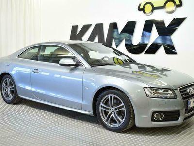 käytetty Audi A5 Coupé 2,0 TFSI 155 kW quattro S tronic-autom. //B&O STEREOT //XENON // NAVI //