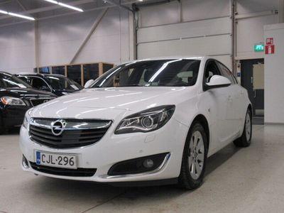 käytetty Opel Insignia 5-ov Edition 2.0 CDTI BiTurbo 4x4 143kW AT6