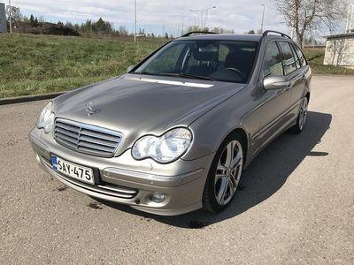used Mercedes C320 CDI Elegance