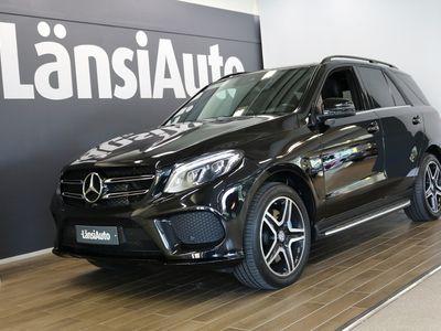 käytetty Mercedes GLE500 AMG Line