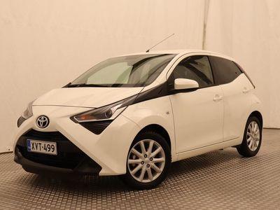 käytetty Toyota Aygo 1,0 VVT-i Launch Edition 5ov