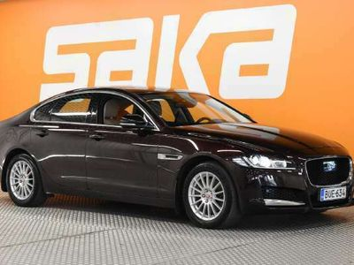 käytetty Jaguar XF 20d AWD Prestige Business Aut Meridian / Blis / ASPC / KeyLessGo /