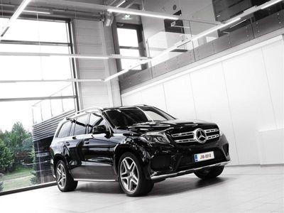 käytetty Mercedes GLS350 4Matic AMG Aut + Nahat + Navi + TV + Webasto + LED-valot + Surround View / Tulossa myyntiin!