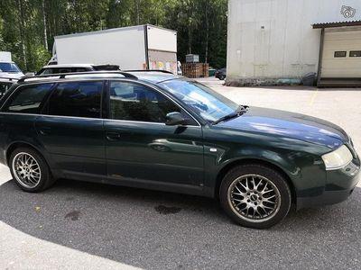 käytetty Audi A6 Avant 2,4L aut.121 kw farmari 1998