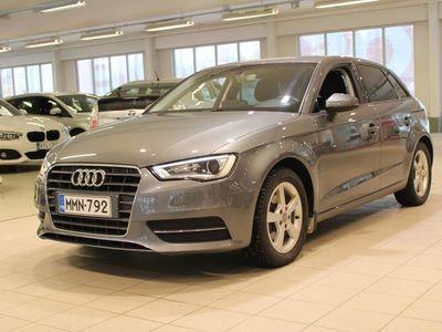 käytetty Audi A3 Sportback Bsn 1,4 COD 110 ultra A (MY16)