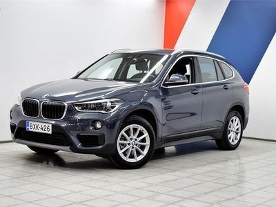 "käytetty BMW X1 F48 xDrive18d A Business Pro (MY19.W) ""Connected-paketti!"""