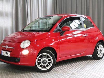 käytetty Fiat 500 1,2 Sport, SPORTTIPENKIT, OSANAHAT YMS!