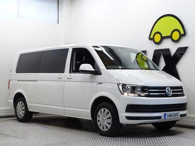 käytetty VW Caravelle Comfortline pitkä 2,0TDI 110kW DSG 9:lle / 1Om.Suomi-auto / Merkkihuollettu / Polttoainetoiminen li...