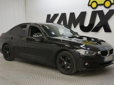 käytetty BMW 316 TwinPower Turbo A F30 /Suomi-auto / Navigointi / Bluetooth / Xenon /