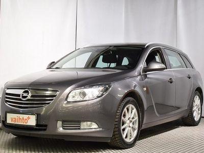 käytetty Opel Insignia SportsTour Edition 2,0 CDTI 118 A BL