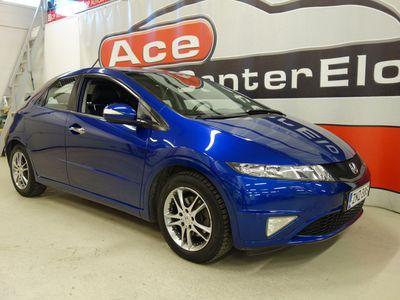 käytetty Honda Civic Civic 1.4i GT5DR HB 4-Ov KATS:10/2020 HUOL:10/2020