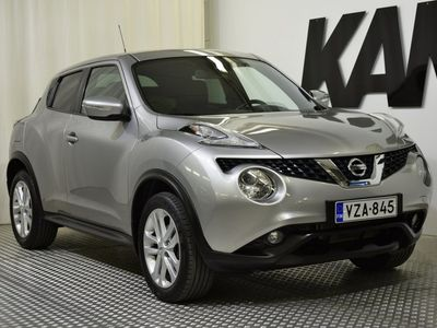 käytetty Nissan Juke DIG-T 115 6M/T N-Connecta Part leather 2WD