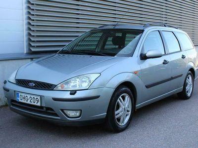käytetty Ford Focus 1,6i 100hv Ambiente Wagon *kysy edullista rahoitusta*