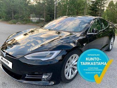 käytetty Tesla Model S *KOTIINTOIMITUS* 90D Facelift AP2. Tarkastettuna, Rahoituksella, Kotiin toimitettuna!