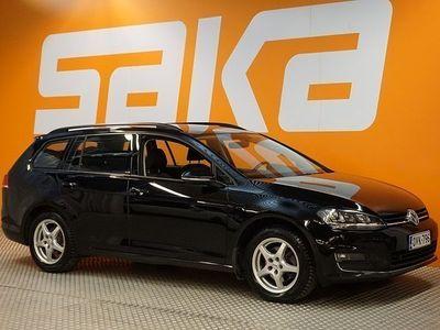 käytetty VW Golf Variant Allstar 2,0 TDI 110 kW (150 hv) DSG-automaatti ** Suomiauto ** ** TULOSSA ** Ota yhteys myyn