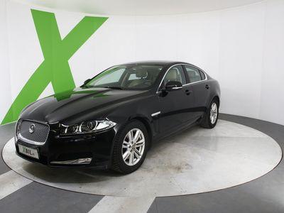 käytetty Jaguar XF 3,0 V6 Td 240 A Luxury