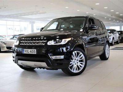 käytetty Land Rover Range Rover Sport 3,0 SDV6 HSE Panoraama, Webasto, Tunnelmavalaistus, Peruutuskamera, Metalliväri,Bluetooth,V...