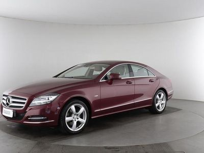käytetty Mercedes CLS350 CGI BlueEfficiency Leather, Comand OnLine, AirMatic, Night View Assist