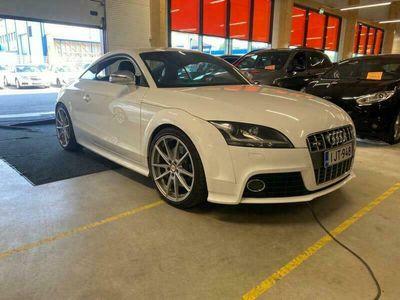 käytetty Audi TT Coupé 2,0 TFSI 200 kW quattro S tronic ***Pirteä&näyttävä / Puolinahka / Paranneltu äänentoisto **