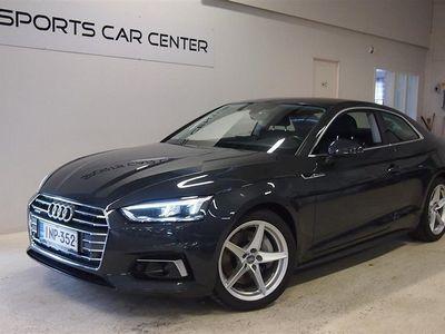 käytetty Audi A5 Coupé Business Sport 2,0 TFSI 185 kW quattro S tronic, ACC, LED-ajovalot, Navigointi, Peruutuskamera