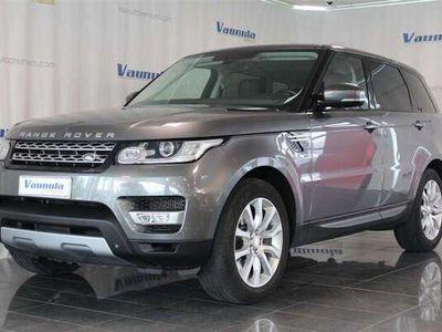 käytetty Land Rover Range Rover Sport 3,0 SDV6 HSE 215 kW, Virtuaalimittaristo, Ilmajousitus, Navi, Kamera, Vetokoukku