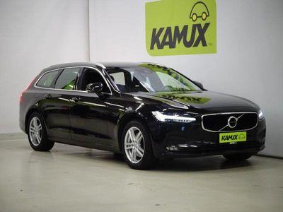käytetty Volvo V90 D4 AWD Business aut**PILOT ASSIST,VETOKOUKKU,ALV-VÄHENNYSKELP,ADAPT.VAKKARI,KEYLESS,PA-LISÄLÄMMITIN*
