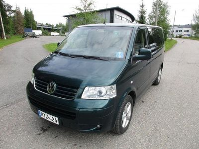 gebraucht VW Multivan Highline h-a 2.5 TDI 128kw 4Motion
