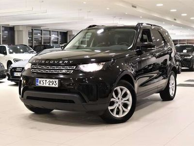 käytetty Land Rover Discovery 2,0 Td4 S Aut Lapinkävijän unelma-auto