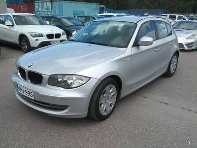 käytetty BMW 116 d 2,0E81 Business vm 2010