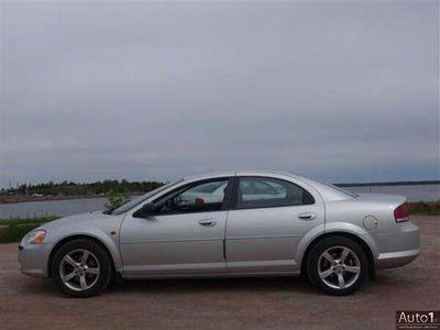 käytetty Chrysler Sebring 2.4 4d AUT AJ 115TKM AC SEUR KATS 1/-22 JOPA ILMAN KÄSIRAHAA