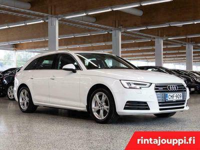 käytetty Audi A4 2.0 TDI Avant quattro S tronic *** J. kotiintoimitus