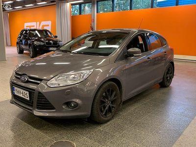 käytetty Ford Focus 1,6 105 hv Trend M5 5-ovinen ** Cruise / Ilmastointi / Lohko+sisäp. / Suomi-auto / Juuri tullut **