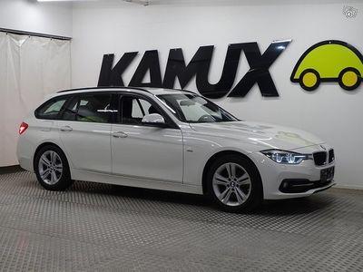 käytetty BMW 318 318 F31 Touring d A Business Sport / Iso näyttö / HUD / ALV.-Vähennyskelpoinen /