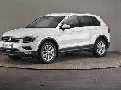 käytetty VW Tiguan Highline 2,0 TDI SCR 140 4MOTION DSG- Webasto, Navi, Digitaalinen mittaristo-