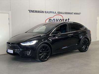 käytetty Tesla Model X 90D *1.99% korko / Superhieno / Next Gen / Ilma-alusta / Autopilot / Panorama*