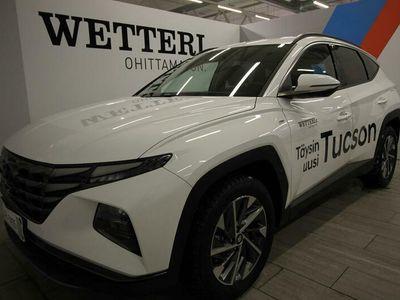 käytetty Hyundai Tucson 1,6 T-GDI 150 48V hybrid 7-DCT Style