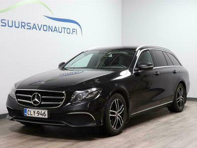 käytetty Mercedes E200 T A Business Avantgarde ** 1.OMISTAJA / MULTIBEAM LED / WIDESCREEN **