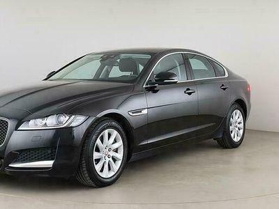 käytetty Jaguar XF 20d AWD Pure Business A* Webasto* Navi* Kaistavahti* Sähköpenkit*