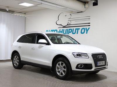 käytetty Audi Q5 Business Plus 2,0 TDI 120 kW quattro S tronic *** Webasto kaukosäädöllä / 1-Omisteinen / Suomi-Auto ***