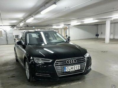 käytetty Audi A4 Avant 2.0 TDI quattro S-Tronic