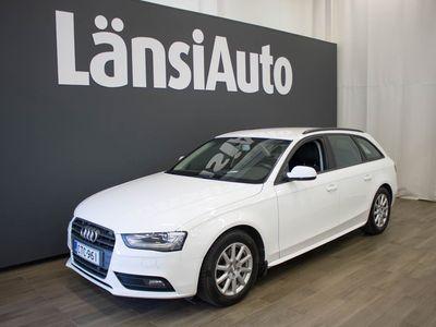 käytetty Audi A4 Avant Business 2,0 TDI 100 kW ultra **** Takuuhyvitys vähintään 1000e ****