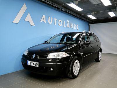 käytetty Renault Mégane 1,6 Break Vaihto/rahoitus?