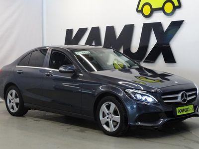 käytetty Mercedes C220 BlueTEC 7G-Tronic Plus, 170hv