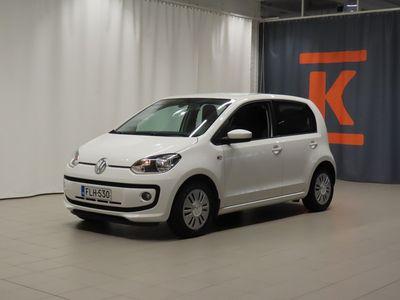 käytetty VW up! up! move1,0 44 kW (60 hv) BlueMotion Technology 4-ovinen