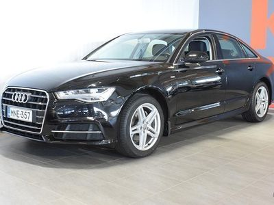 käytetty Audi A6 Sedan S line Business Sport 2,0 TDI 140 kW ultra S tronic