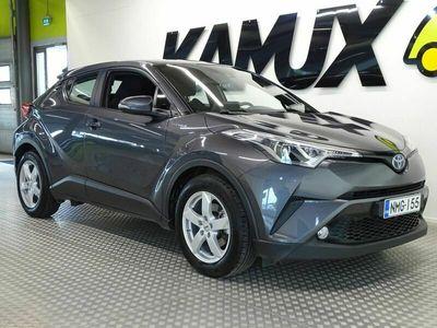käytetty Toyota C-HR 1,8 Hybrid Active / Tulossa myyniin / Navi / Adapt vakkari / Peruutuskamera /