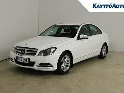 käytetty Mercedes C220 CDI BE 4Matic A Premium Business Avantgarde